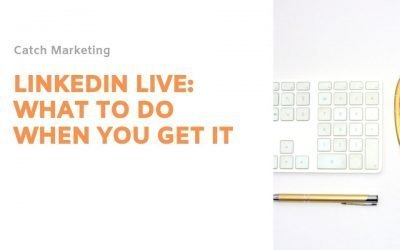 LinkedIn Live: what you need to know when you get it