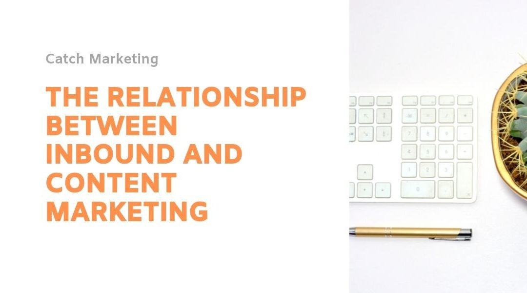 The relationship between Inbound and Content Marketing