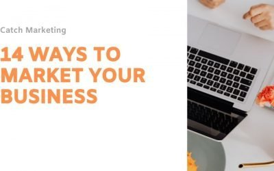 14 marketing tactics for busy business owners