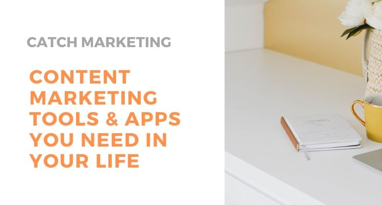8 content marketing and copywriting tools & apps I can't live without