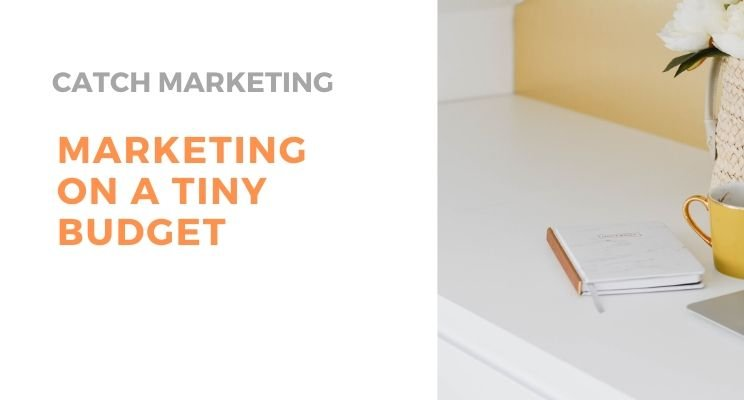 Marketing on a small budget
