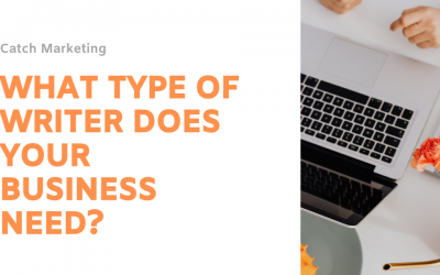 The type of writer that's right for your business