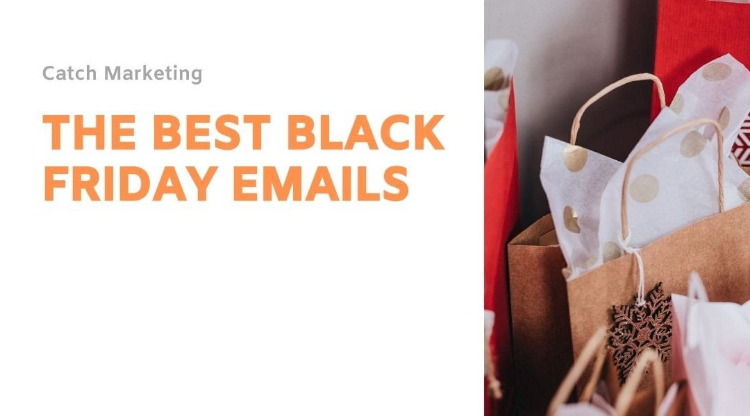 The best Black Friday emails
